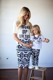 Hey McKi: Mommy & Me: I Woke Up Like this!
