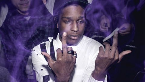 """""""Everyone Goes Out There and Tries to Be Weird"""": Professor A$AP Rocky Lectures inHarlem"""