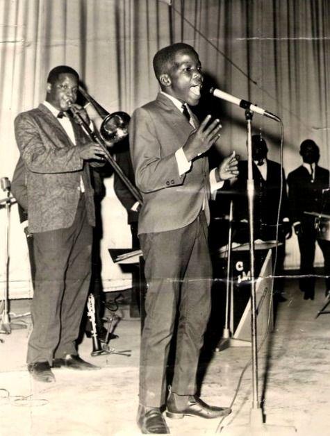 DELROY WILSON, mid-60's, Kingston, Jamaica