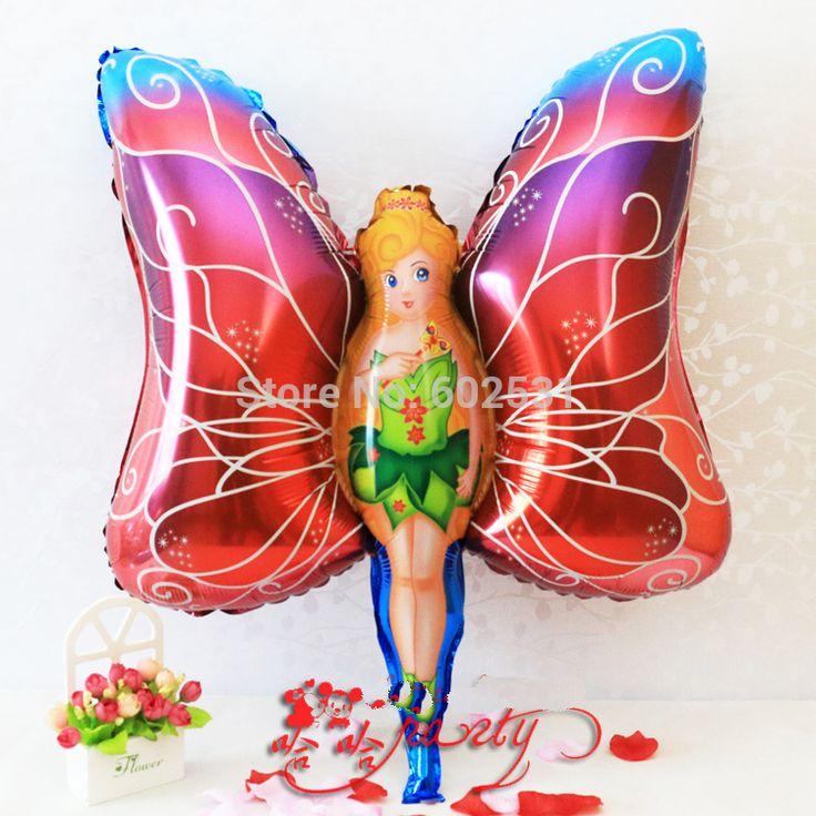Большие красивые феерических девочка фольга комикс различные алюминиевая фольга комикс шары, Младенцы в игрушка и подарок
