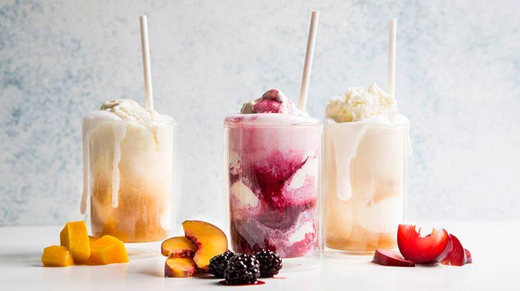 Iced Rose Milk & Black Tea Recipe | T2 Tea