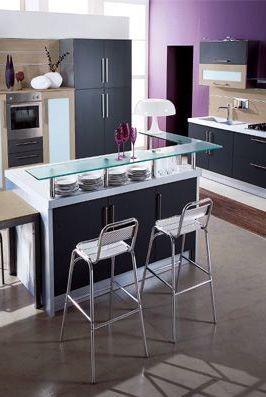 49 best kitchen accessories images on pinterest kitchens for Black kitchen carcasses