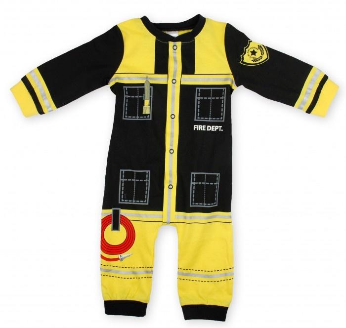 Boys Fireman Onesie Pyjama Front  $22  http://www.clothingforkids.com.au/fireman-pajamas-cfk12-022#