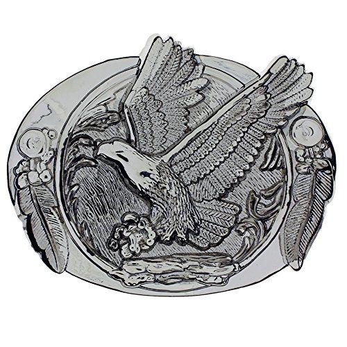 223 Buckle Gürtel-Schnalle Western Country Adler Eagle Cowboy-Schmuck