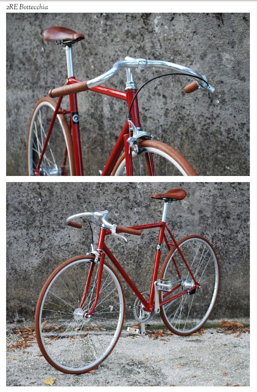 Italy - fixie - bicycle