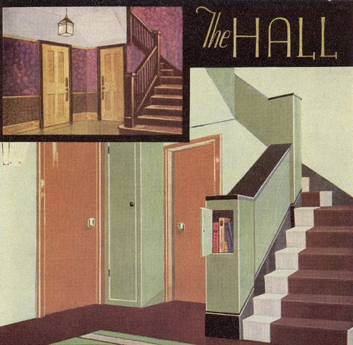 112 Best 1920s 1940s Exterior Interior Images On