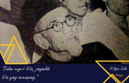 TM.Daily: Dari H.Agus Salim