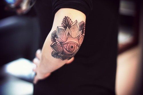25 best ideas about elbow tattoos on pinterest colorful for Shading tattoo pain