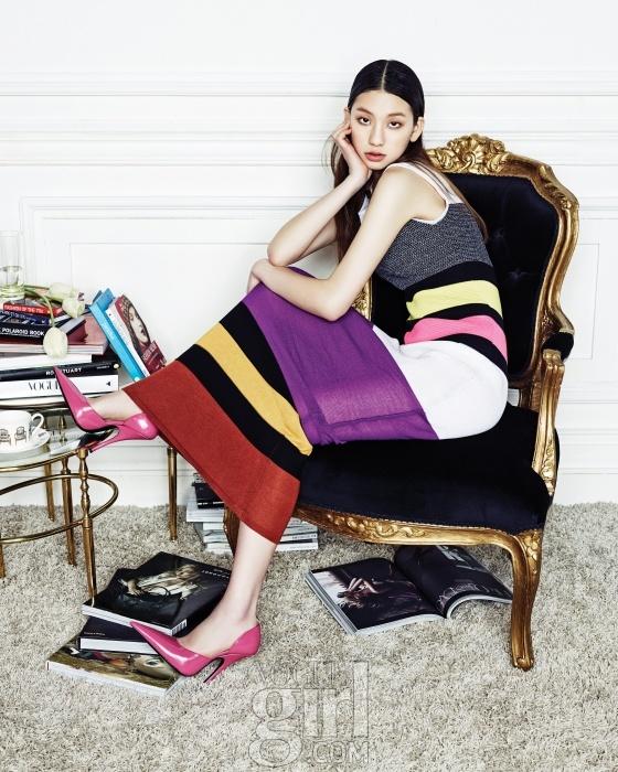 패셔니스타 두 명의 공간 :: Vogue Girl