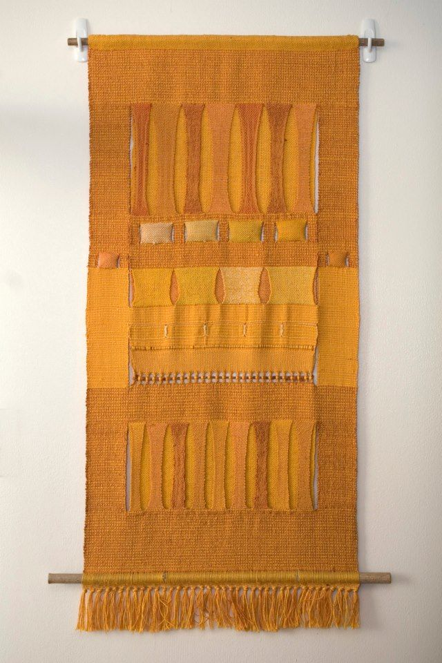 Alice Parrott, Orange Hanging