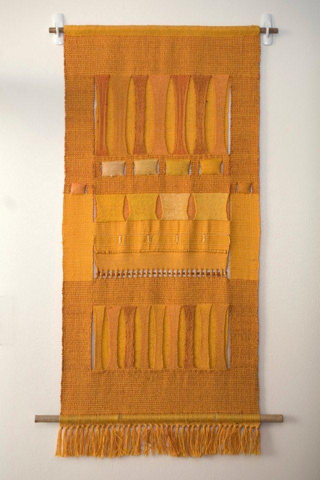 Alice Parrott, Orange Hanging
