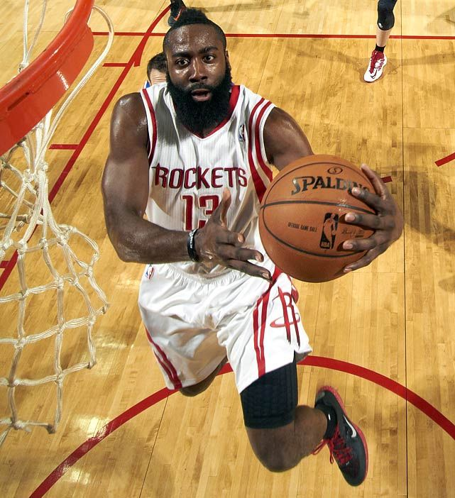 James Harden Quadruple Team: 1000+ Ideas About James Harden On Pinterest