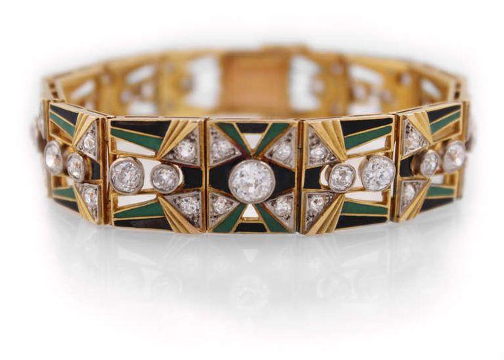Armband mit herzanhРіВ¤nger gold