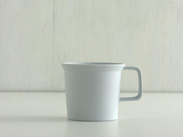 【楽天市場】1616/arita japan TY Coffee Cup w.handle(グレー)(cc-gy)【イチロクイチロク アリタジャパン/TYコーヒーカップハンドル付き/有田焼/柳原照弘】:esprit lifestyle store