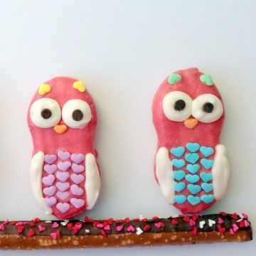 **Nutter Butter cookie creatures--creatingreallyawesomefreethings