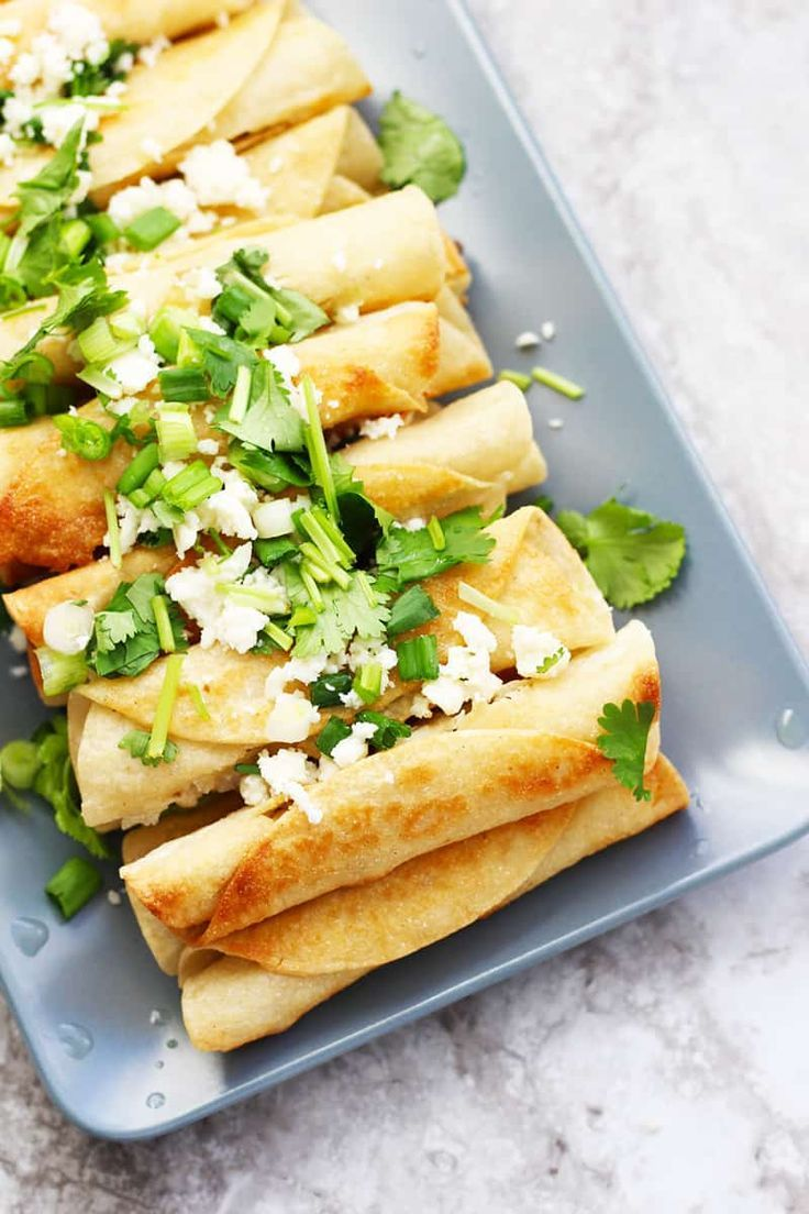 Easy Traditional Flautas De Pollo Recipe Chicken Flautas Mexican Food Recipes Mexican Chicken Flautas Recipe