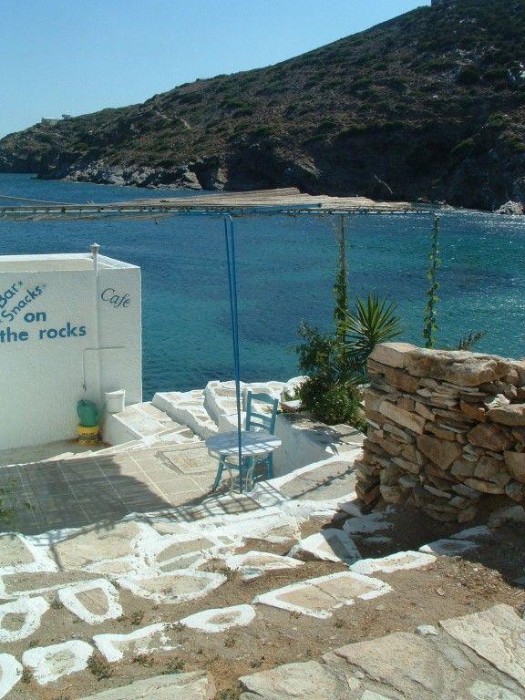 Kastro Sifnos Greece