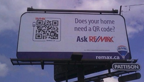 QR Codes For Selling Real Estate