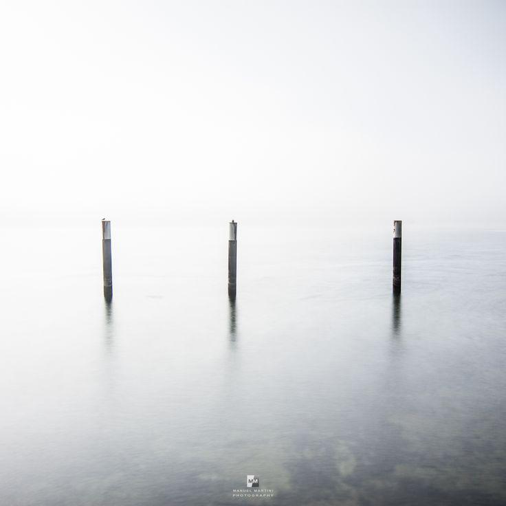 bodensee.fog.minimalism  http://manuelmartini.de  #minimalism #photography