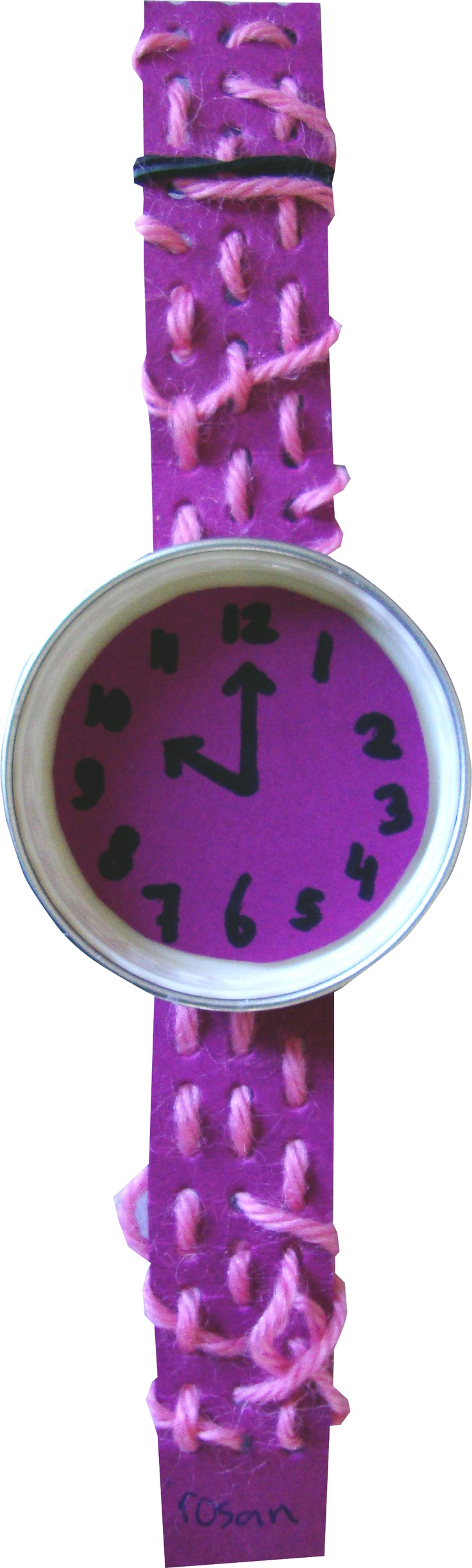 De Onderwijsstudio - Horloge