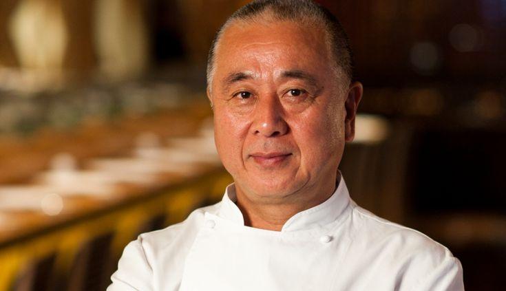 Ο Τάσος Μητσελής συνάντησε τον παγκοσμίως διάσημο σεφ και εστιάτορα Nobuyuki…