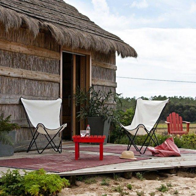les 84 meilleures images du tableau jardin sur pinterest ambiance balcon et bonheur. Black Bedroom Furniture Sets. Home Design Ideas