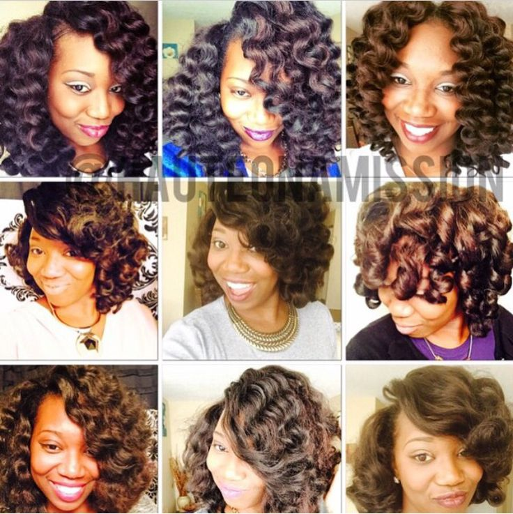 Crochet Hair Versatile : versatile styles crochet braids hair forward crochet braids versatile ...