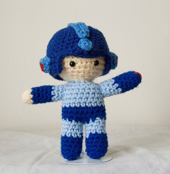 Amigurumi Mega Man : 1000+ images about Do Want Video Game Stuff! on Pinterest ...