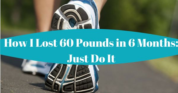 Like Nike says, you just do it. Losing weight is all about living a healthy and active lifestyle. Start out slow and work your way into accomplishing ...