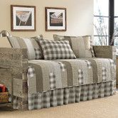 Found it at Wayfair - Fairview Sand 5-Piece Quilted Daybed Set