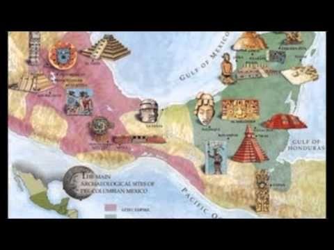 CULTURA TOLTECA - YouTube