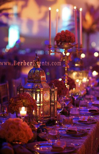 Moroccan Theme Birthday party at the fontainebleau  Miami Beach by www.BerberEvents.com, via Flickr