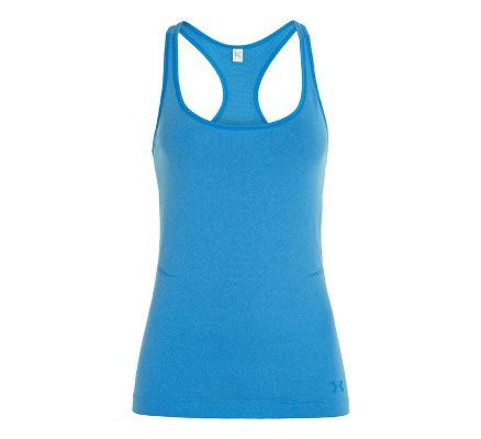 Womens Under Armour Seamless Tank Technical Tops