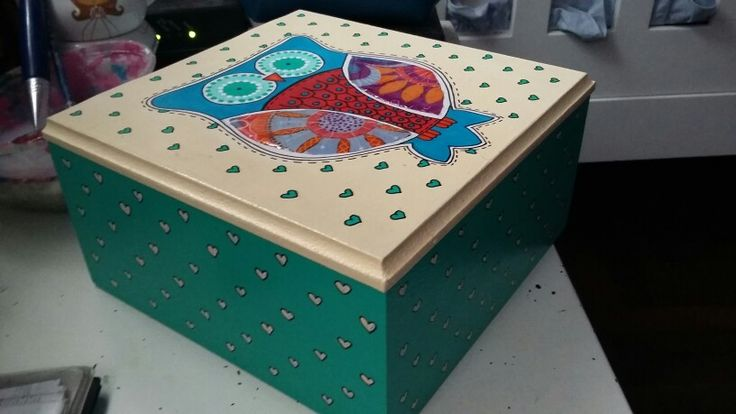 15 best cajas pintadas a mano images on pinterest paint for Cajas pintadas a mano