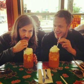 Wayne and Dan