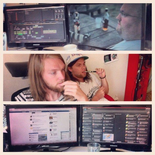 Bilder från kommande film om #sswc 2012