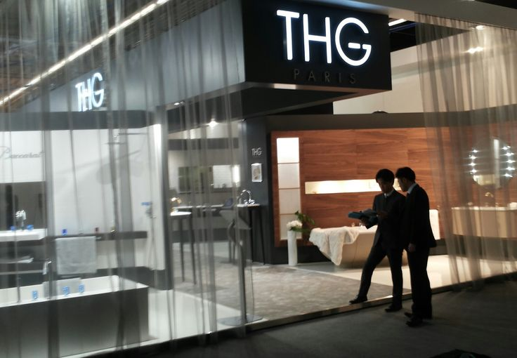 Oasis at THG Stand