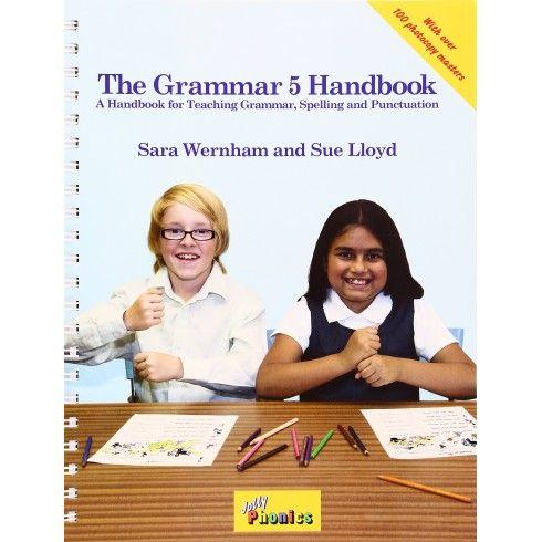 jolly grammar handbook 1
