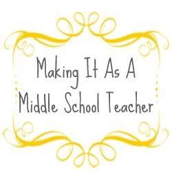 Adventures of a 6th Grade Teacher