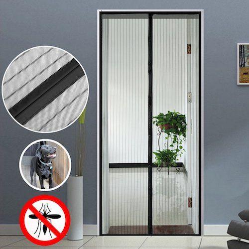 Instant Window Screen : Best ideas about magnetic screen door on pinterest