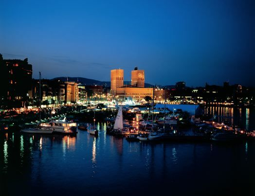My new Oslo, Norway destination pic.  Never been.  Want to go!