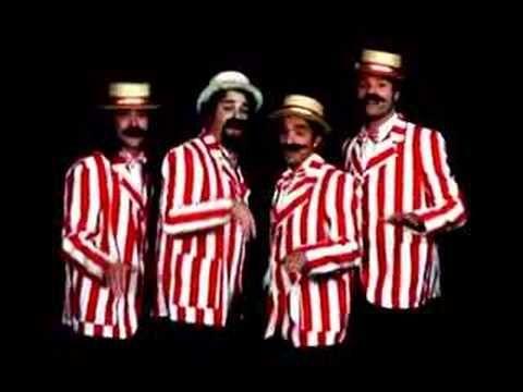 Crackerjack Junction Barbershop Quartet - Ewok Celebration Song