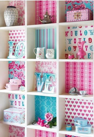 14 best images about decorar muebles con papel pintado on for Papel pintado economico