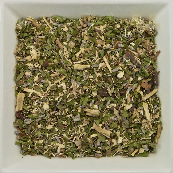 Sour Throat: Enjoy this tea if you sense a tightness or pain in your throat. Will help with the alleviate the symptoms. Has a nice calm and cool effect.
