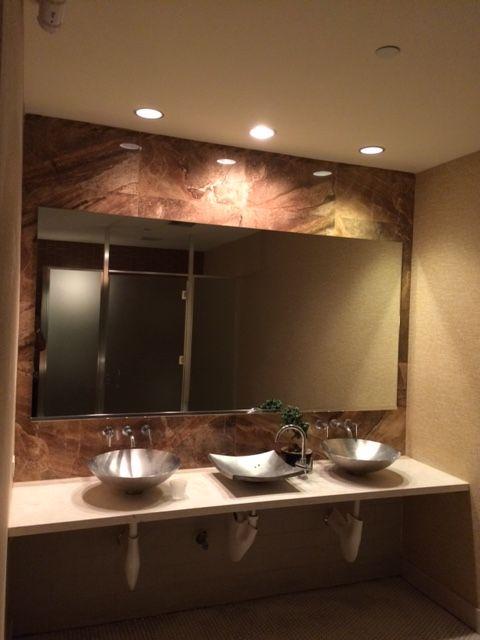 Popular Ondas 59quot Framed Mirror White  Eclectic  Bathroom Mirrors  Miami
