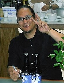 I always enjoying watching Morimoto on ICA. He seems to have a fun sense of humor and he's, like, a cookery genius!!