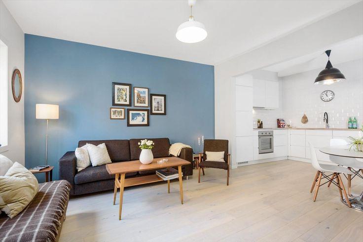 FINN – FAGERBORG: Lekker og påkostet 4-roms selveierleilighet med balkong.Attraktiv beliggenhet i rolig gate