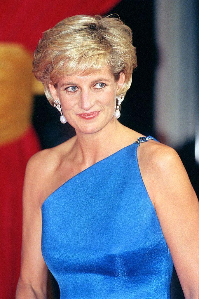 Princess Diana in 1996.                                                                                                                                                                                 More