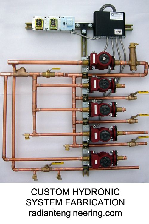 95 best images about hydronics on pinterest engineering for Best hydronic radiant floor heating systems
