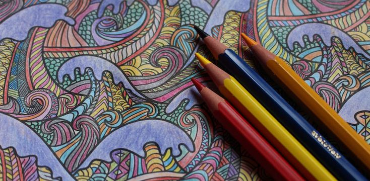 Ghostwriting: How Adult Coloring Books Can Help Pain Patients